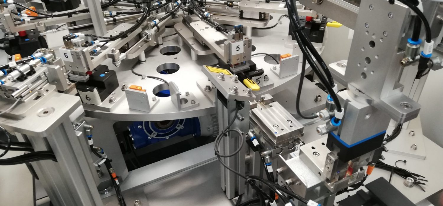Blade Assembly Automation